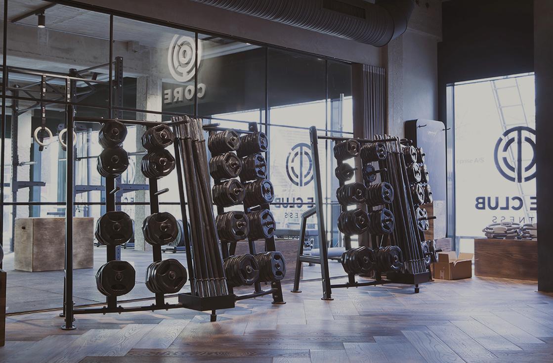 fitness allerød - The club